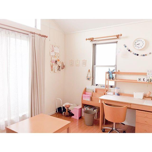 6畳 子供部屋レイアウト 一人部屋13