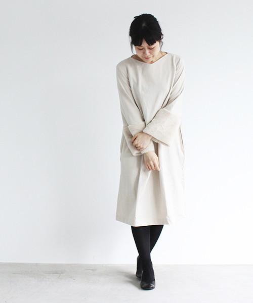 北海道 1月 おすすめ 服装 ワンピースコーデ2