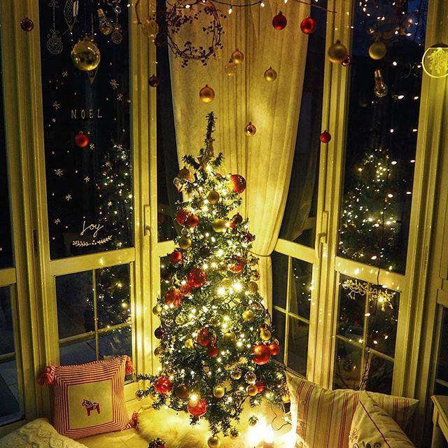 真似したくなるクリスマスツリー