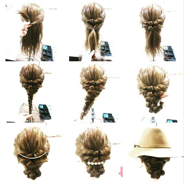 40代女性 髪型 ロングヘア4