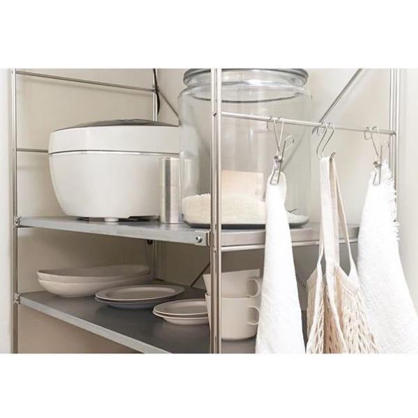 一人暮らし 食器収納 棚3