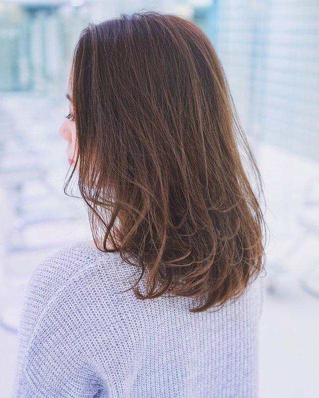 40代女性におすすめの髪色6