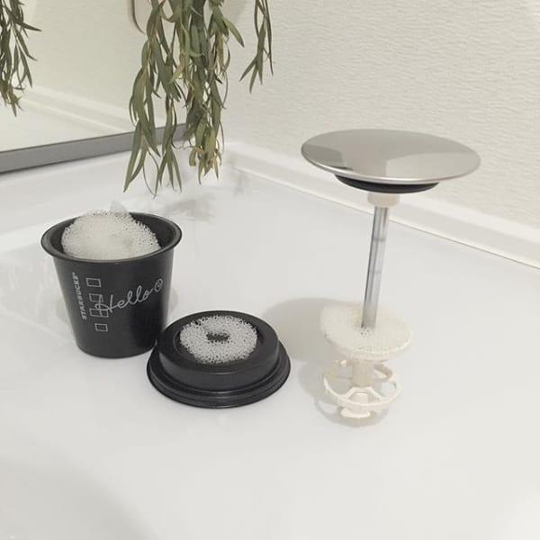 ダイソーの洗面台掃除に便利な人気アイテム
