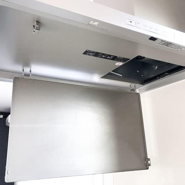 キッチン換気扇のフル掃除の仕方