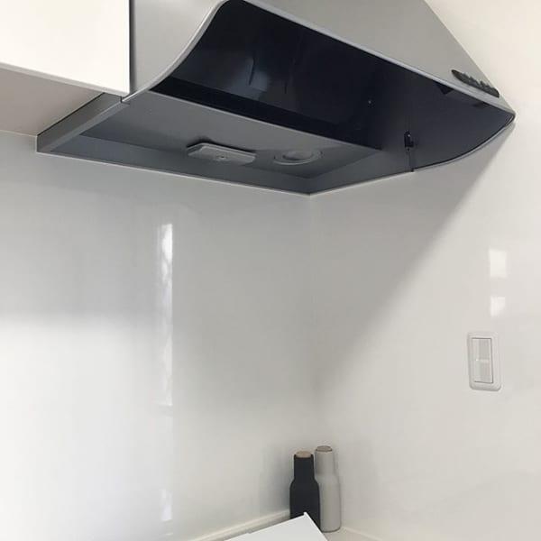 食洗器を使う簡単な基本のキッチン換気扇掃除