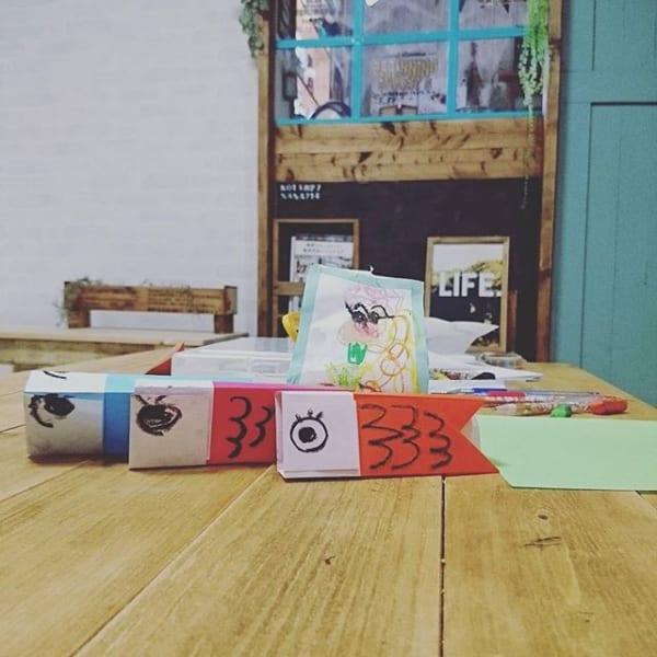 子供と一緒に折り紙アートを楽しむ