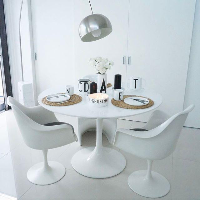 カフェ風 リビングインテリア 家具の選び方6