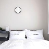 シンプルなベッドルームで心地よく!戸建て・マンション・ワンルームの寝室アイデア