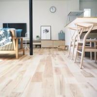木目を床や壁に取り入れよう♪木材を活かした優雅なインテリアをご紹介