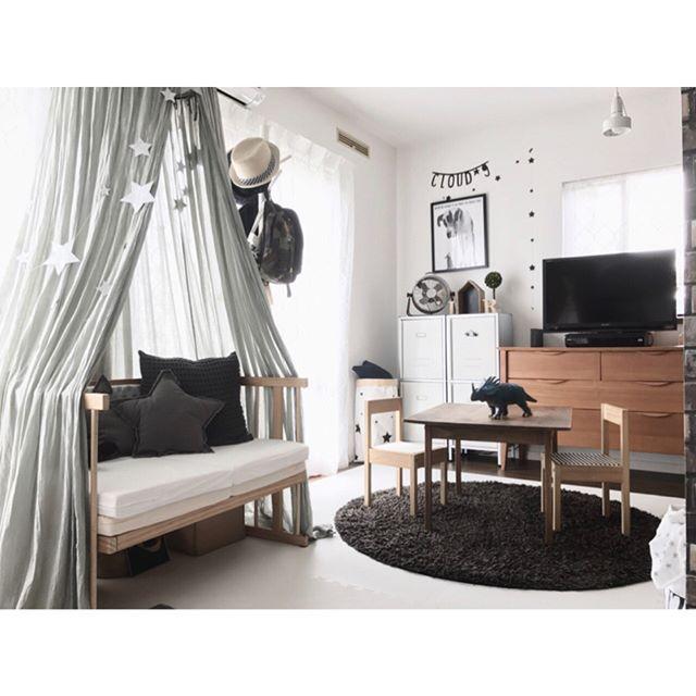 6畳 子供部屋レイアウト 二人部屋4
