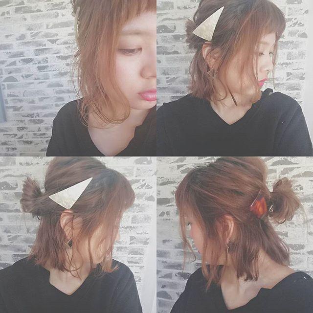 40代女性 髪型 ボブヘア5