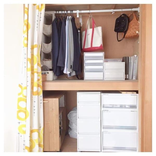 下段に棚を足す一人暮らし収納のコツ