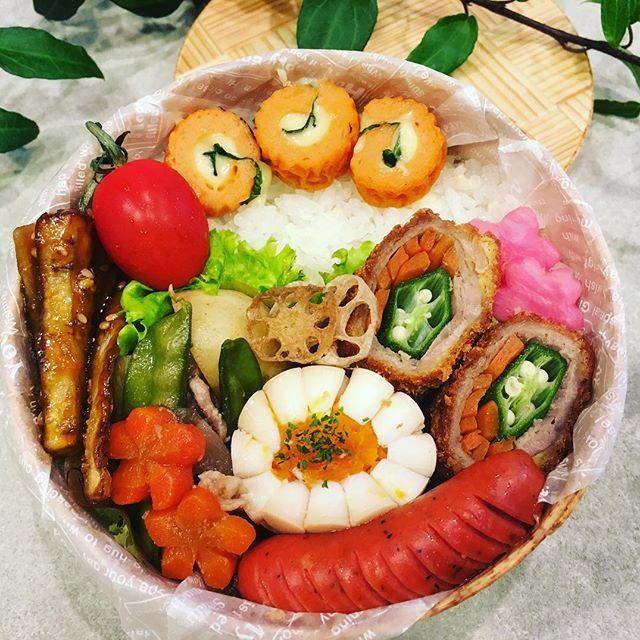 ごぼう 簡単 作り置き料理 お弁当8