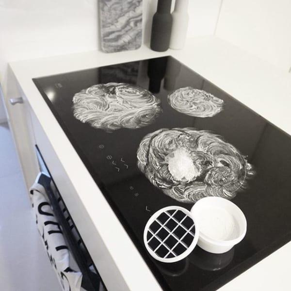 クレンザーを使った基本の焦げ掃除の仕方