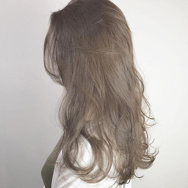 30代女性に似合うヘアカラー15