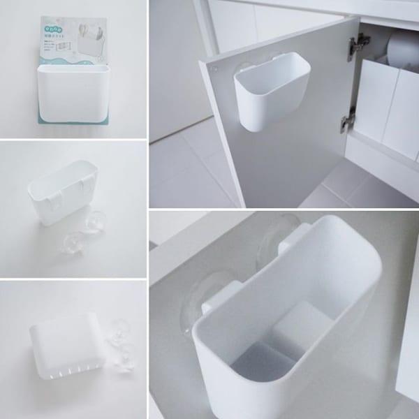 洗面所の綺麗を保ちやすい工夫2
