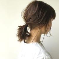 40代女性のヘアアレンジ特集!簡単で大人可愛いまとめ髪スタイルを大公開♡