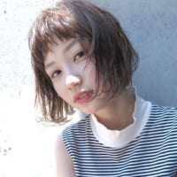 ボブに似合うヘアカラーカタログ☆30代女性に人気の髪色をご紹介!