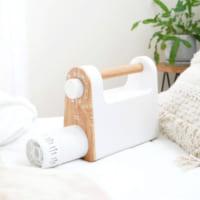 おしゃれな佇まいが魅力!マルチに活躍する「コンパクト布団乾燥機」
