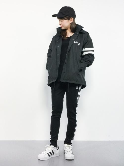 [adidas] トラックパンツ [SST TRACK PANTS] アディダスオリジナルス
