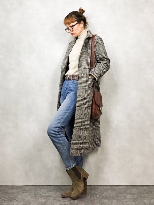 おしゃれ 防寒コーデ パンツスタイル3
