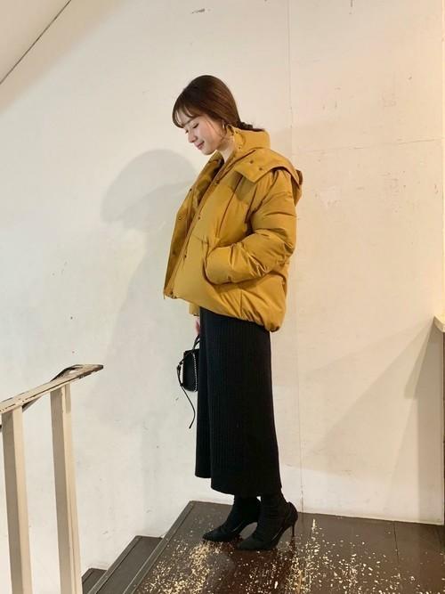 東京 1月 おすすめ 服装 ワンピースコーデ3