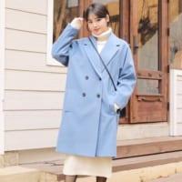 ワンピースに合うコートの着こなし27選♡ワンランク上の組み合わせ方をご紹介!