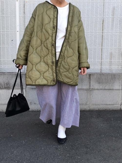 冬 妊婦コーデ9