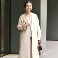 ロングコートコーデ30選♪大人女子におすすめのトレンドファッションをご紹介!