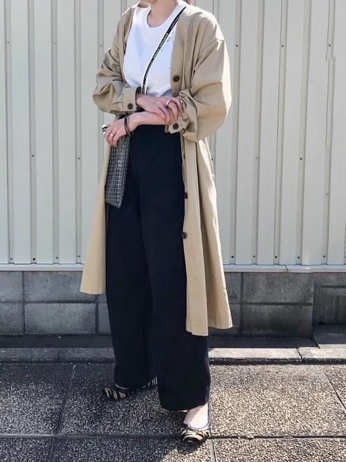 GU 秋コーデ15