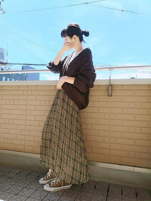 GUスカート×大人女子16
