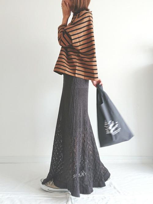GU 秋スカート2