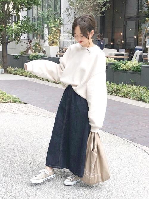 GUスカート×大人女子12