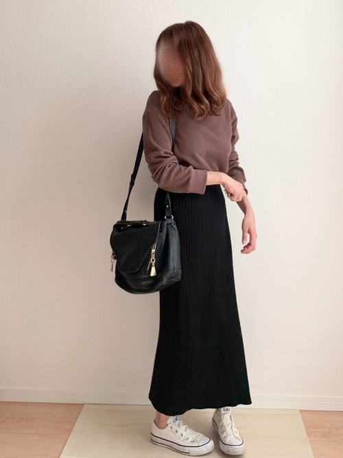 GUスカート×大人女子0