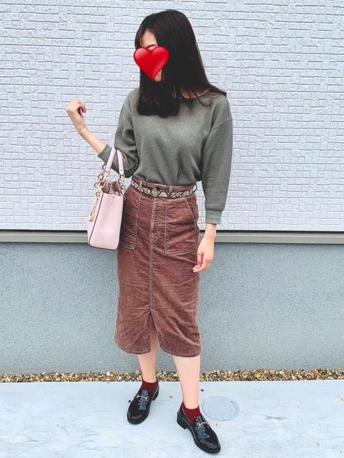 GUスカート×大人女子3