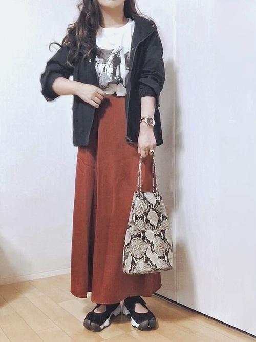 GU スカート13