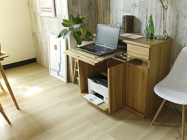 変形型家具をレイアウト