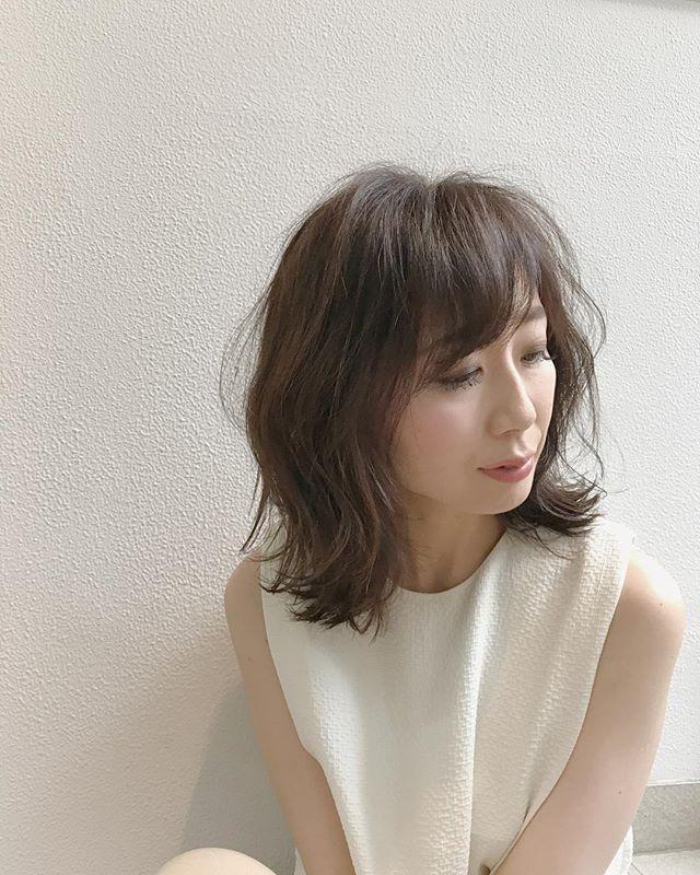 40代女性におすすめの髪色3