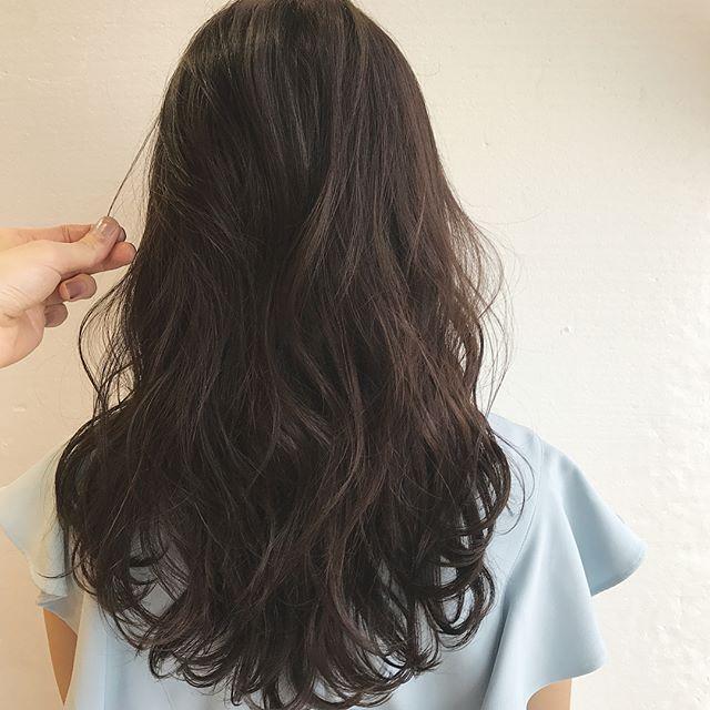 40代女性におすすめの髪色21