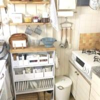 賃貸のキッチン収納アイデア実例集!狭い台所を使いやすくする方法を伝授☆