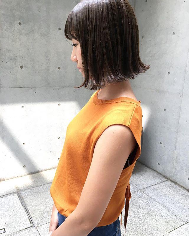 スーツ ヘアアレンジ 巻き髪2