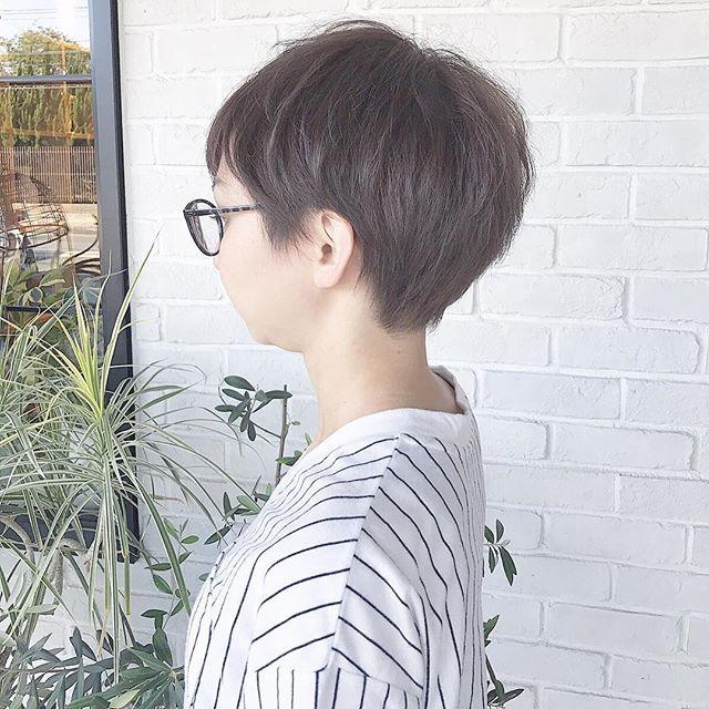 40代女性におすすめの髪色17