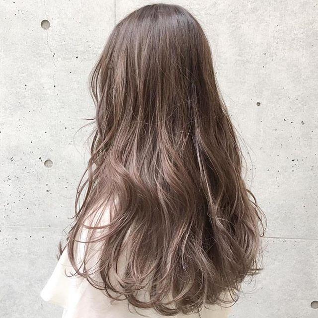 30代女性に似合うヘアカラー20