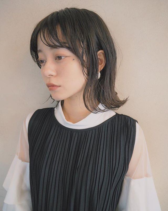 黒髪 可愛い11