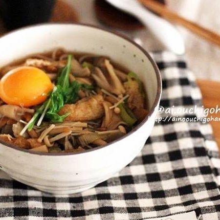 きのこ 人気レシピ ご飯物 麺類4