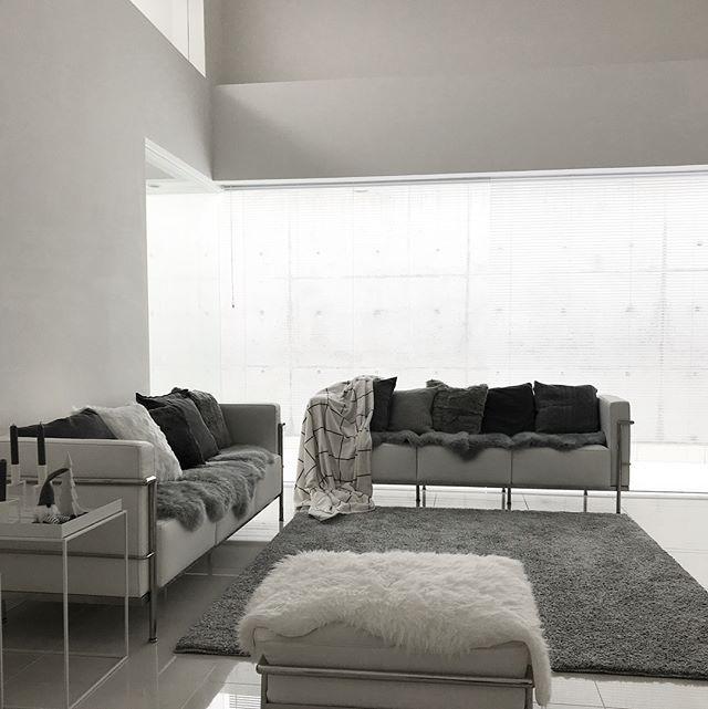 シンプルな部屋に見せる家具選び