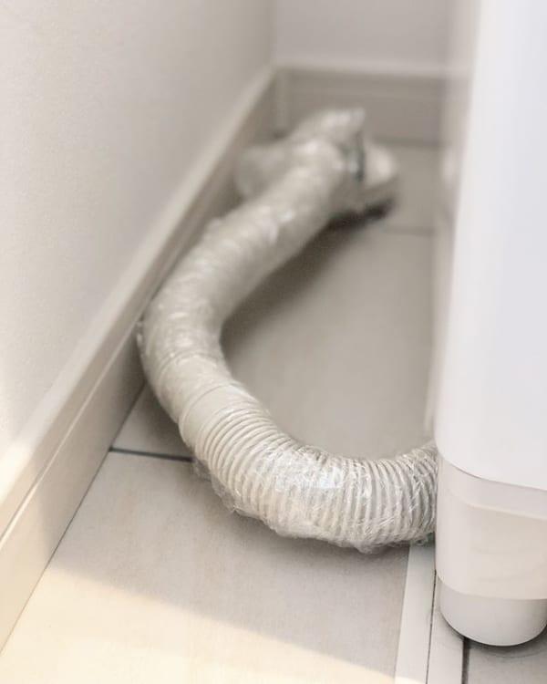 洗濯機周りの掃除や綺麗を保つ工夫2
