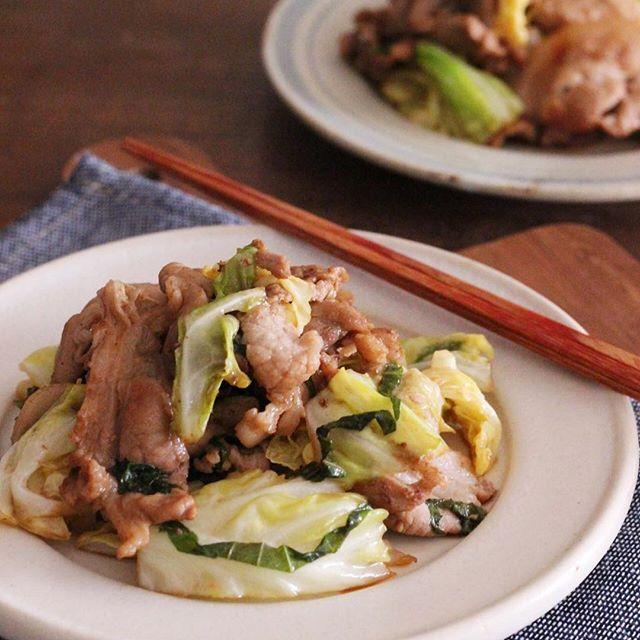 豚肉 簡単 作り置き料理 おつまみ3
