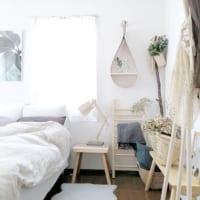 おしゃれな寝室は何が違う?《テイスト別》素敵なベッドルームインテリア実例集