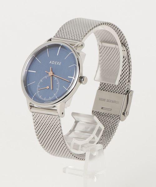 [UNCUT BOUND The Standard] ADEXE(アデクス)1870B-T02 腕時計